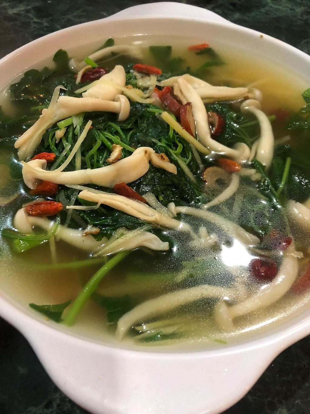 """Photo of Nature Vegetarian Delights  by <a href=""""/members/profile/AmyLeySzeThoo"""">AmyLeySzeThoo</a> <br/>Spinach in Stock <br/> March 24, 2018  - <a href='/contact/abuse/image/6162/375314'>Report</a>"""