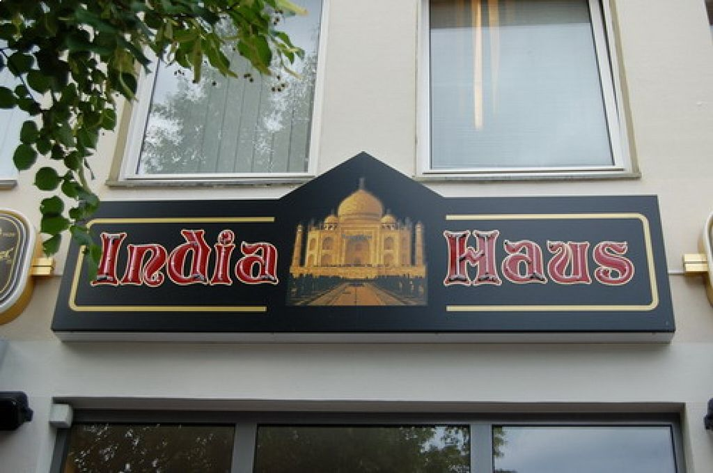 """Photo of India Haus  by <a href=""""/members/profile/community"""">community</a> <br/> India Haus <br/> August 24, 2015  - <a href='/contact/abuse/image/61711/114933'>Report</a>"""