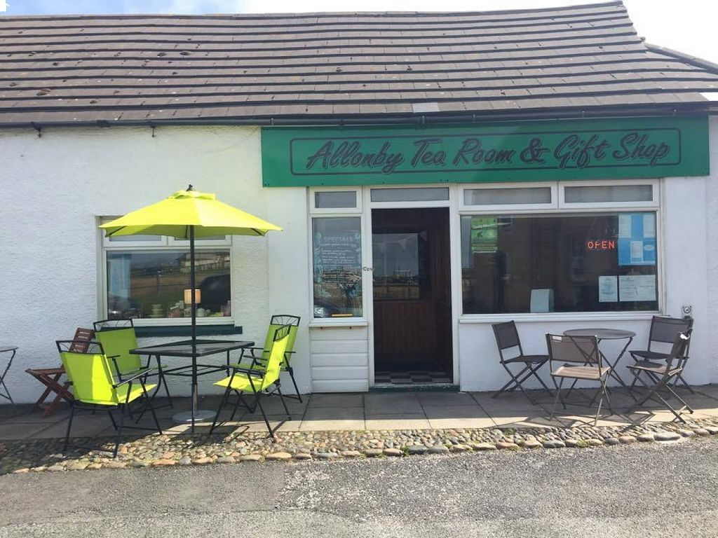 """Photo of Allonby Tea Room and Gift Shop  by <a href=""""/members/profile/community"""">community</a> <br/>Allonby Tea Room and Gift Shop <br/> August 24, 2015  - <a href='/contact/abuse/image/61713/114930'>Report</a>"""