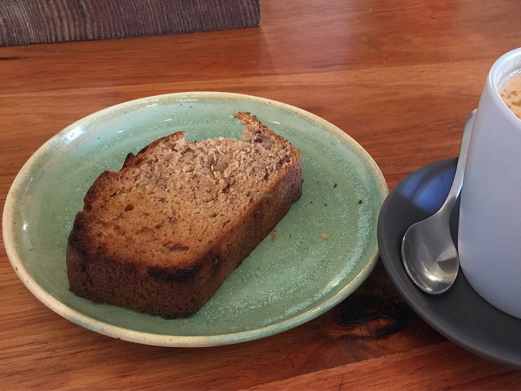 "Photo of Eka Wholefoods & Cafe  by <a href=""/members/profile/Tiggy"">Tiggy</a> <br/>Banana bread - A touch of spice  <br/> February 28, 2018  - <a href='/contact/abuse/image/61727/365067'>Report</a>"