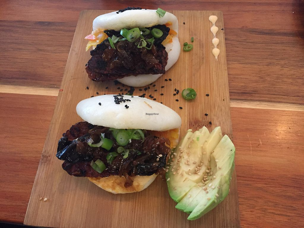 "Photo of Eka Wholefoods & Cafe  by <a href=""/members/profile/Wuji_Luiji"">Wuji_Luiji</a> <br/>Tempeh sliders <br/> April 15, 2018  - <a href='/contact/abuse/image/61727/386052'>Report</a>"