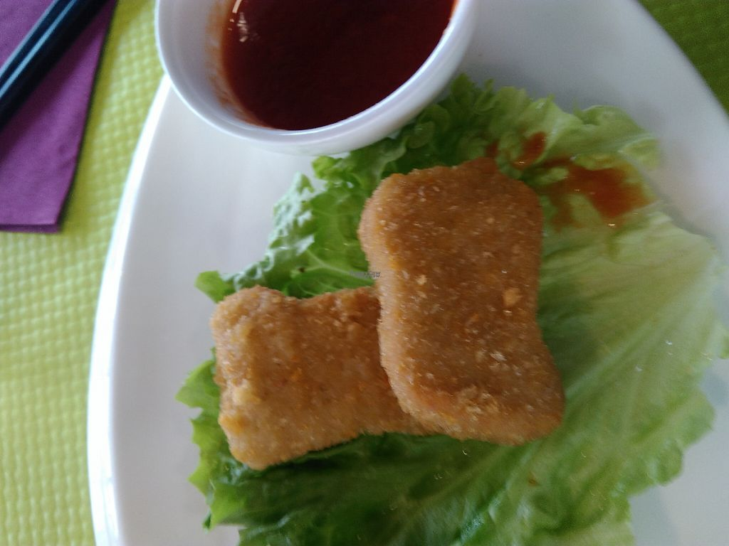 """Photo of Shiang Yun  by <a href=""""/members/profile/thenaturalfusions"""">thenaturalfusions</a> <br/>vegan nuggets ...so delicious!! <br/> March 20, 2017  - <a href='/contact/abuse/image/61737/238742'>Report</a>"""