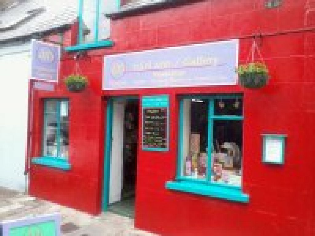 """Photo of Adh Danlann Gallery Cafe  by <a href=""""/members/profile/AdhDanlann"""">AdhDanlann</a> <br/>Ádh Dánlann Gallery Café <br/> August 9, 2015  - <a href='/contact/abuse/image/61760/112824'>Report</a>"""