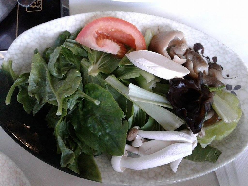 """Photo of Yummy Veggie  by <a href=""""/members/profile/sfalee"""">sfalee</a> <br/>Fresh Vegetable for hot pot <br/> June 28, 2016  - <a href='/contact/abuse/image/61775/156512'>Report</a>"""