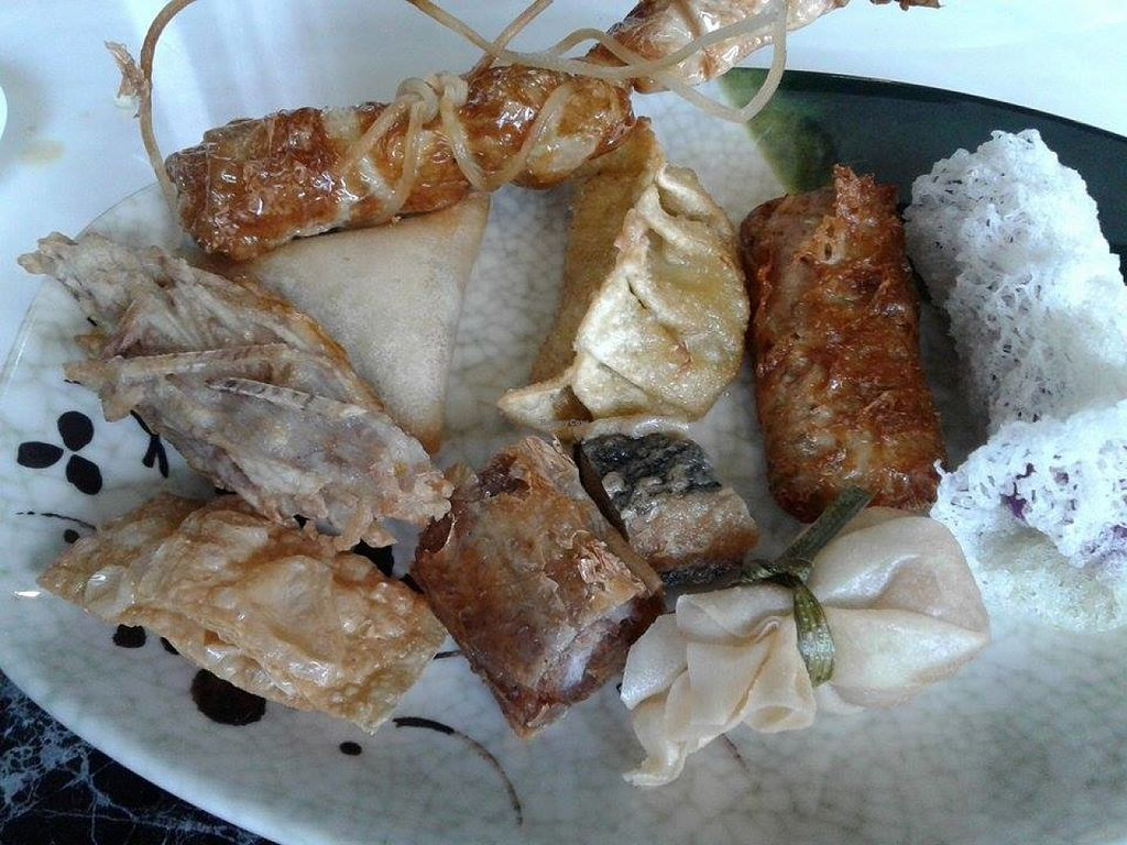 """Photo of Yummy Veggie  by <a href=""""/members/profile/sfalee"""">sfalee</a> <br/>Fried Dim sum <br/> June 28, 2016  - <a href='/contact/abuse/image/61775/156516'>Report</a>"""