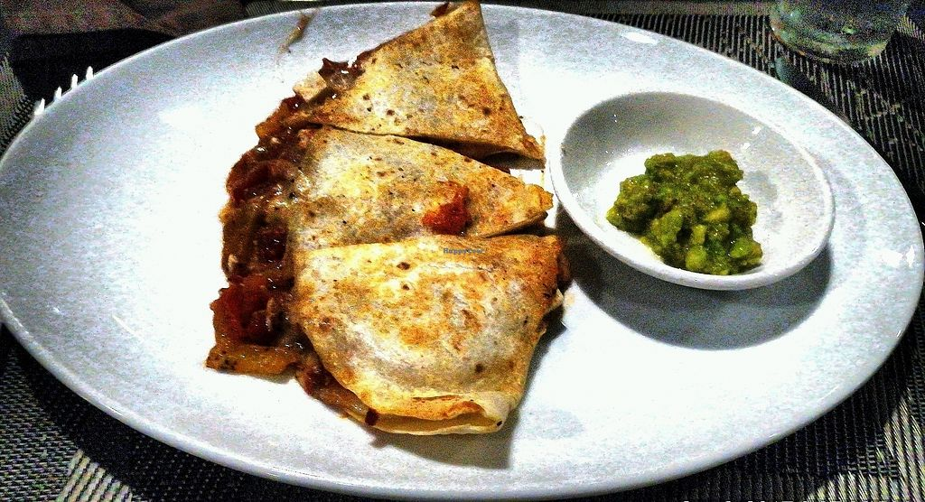 """Photo of CLOSED: Banlle Vegetarian Restaurant  by <a href=""""/members/profile/ThomNibbelin"""">ThomNibbelin</a> <br/>Quesadillas <br/> September 2, 2017  - <a href='/contact/abuse/image/61795/300208'>Report</a>"""