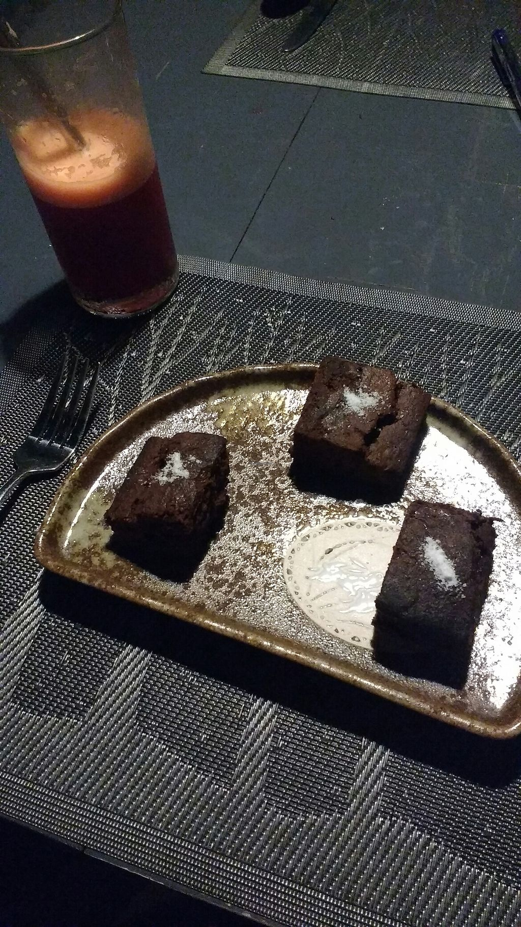 """Photo of CLOSED: Banlle Vegetarian Restaurant  by <a href=""""/members/profile/Anouk1121"""">Anouk1121</a> <br/>vegan brownies <br/> December 18, 2017  - <a href='/contact/abuse/image/61795/336909'>Report</a>"""