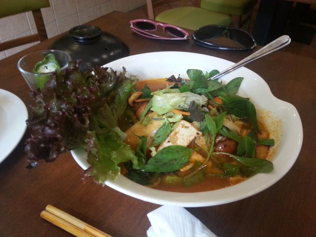 """Photo of Quy Nguyen - Vegan Living  by <a href=""""/members/profile/Atar%20Herbivora"""">Atar Herbivora</a> <br/>Stir fry <br/> October 7, 2016  - <a href='/contact/abuse/image/61841/180470'>Report</a>"""
