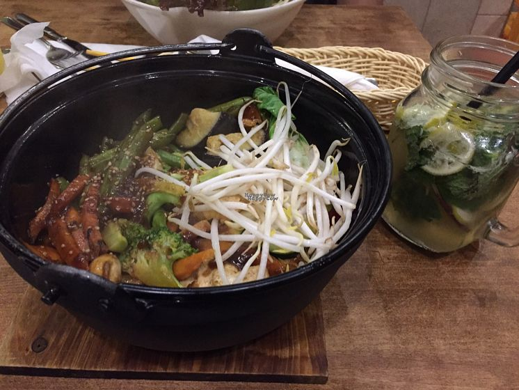 """Photo of Quy Nguyen - Vegan Living  by <a href=""""/members/profile/LinkaWensveen"""">LinkaWensveen</a> <br/>number 26 and the homemade lemonade! <br/> October 15, 2016  - <a href='/contact/abuse/image/61841/182247'>Report</a>"""
