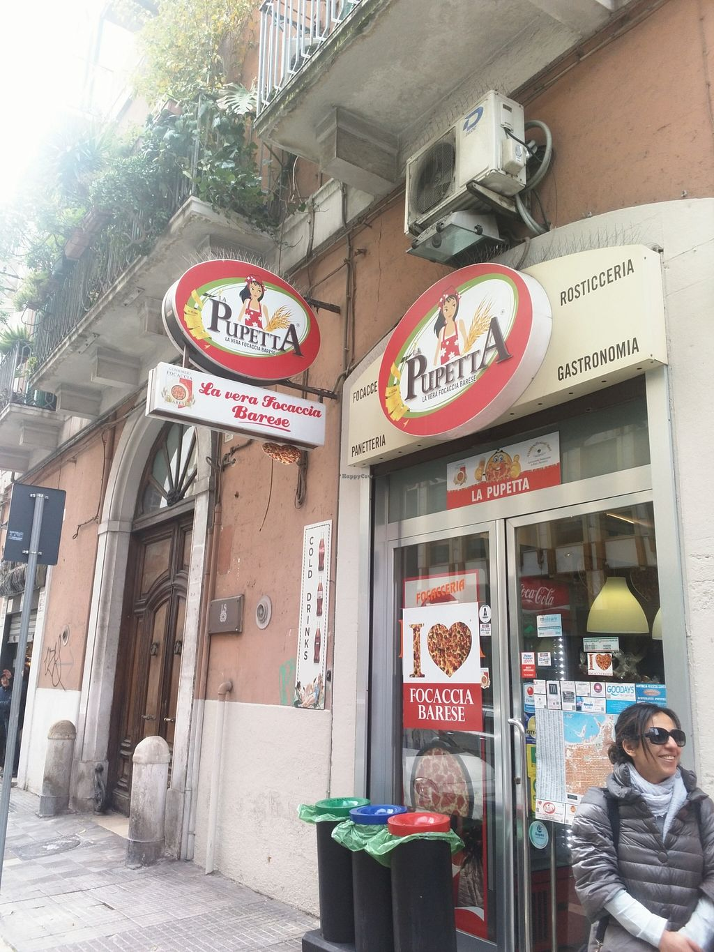Photo of La Pupetta  by VegeMalice <br/>restaurant <br/> February 23, 2016  - <a href='/contact/abuse/image/61849/137424'>Report</a>