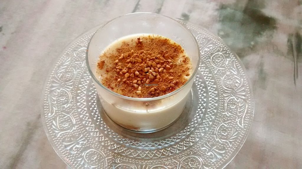 """Photo of Les Delices de Leilla  by <a href=""""/members/profile/JonJon"""">JonJon</a> <br/>Raw tiramisu <br/> February 14, 2016  - <a href='/contact/abuse/image/61851/136259'>Report</a>"""