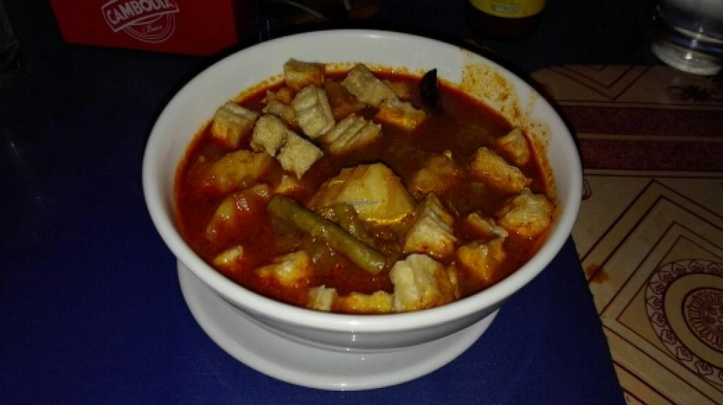 """Photo of Tokae  by <a href=""""/members/profile/Seksan"""">Seksan</a> <br/>Curry with Tofu <br/> March 10, 2016  - <a href='/contact/abuse/image/61860/139491'>Report</a>"""