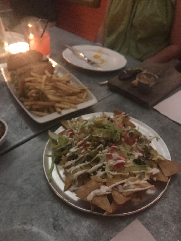 "Photo of Bar Bombon  by <a href=""/members/profile/Georgiamae"">Georgiamae</a> <br/>nachos made gluten free <br/> July 4, 2017  - <a href='/contact/abuse/image/61877/276739'>Report</a>"