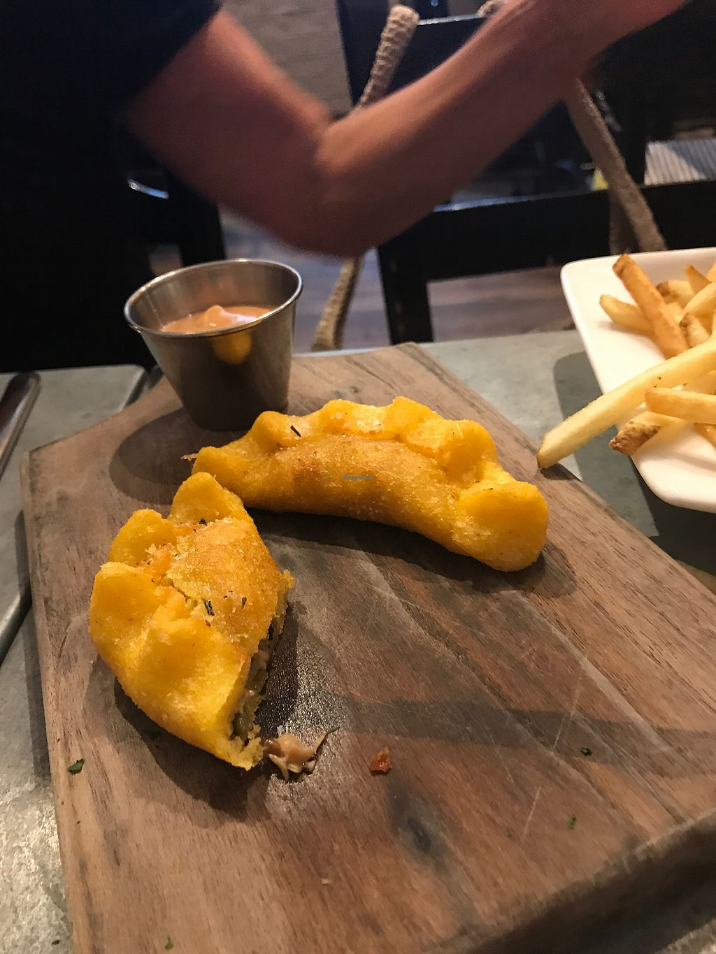 """Photo of Bar Bombon  by <a href=""""/members/profile/gemmafee"""">gemmafee</a> <br/>empanadas  <br/> July 20, 2017  - <a href='/contact/abuse/image/61877/282347'>Report</a>"""