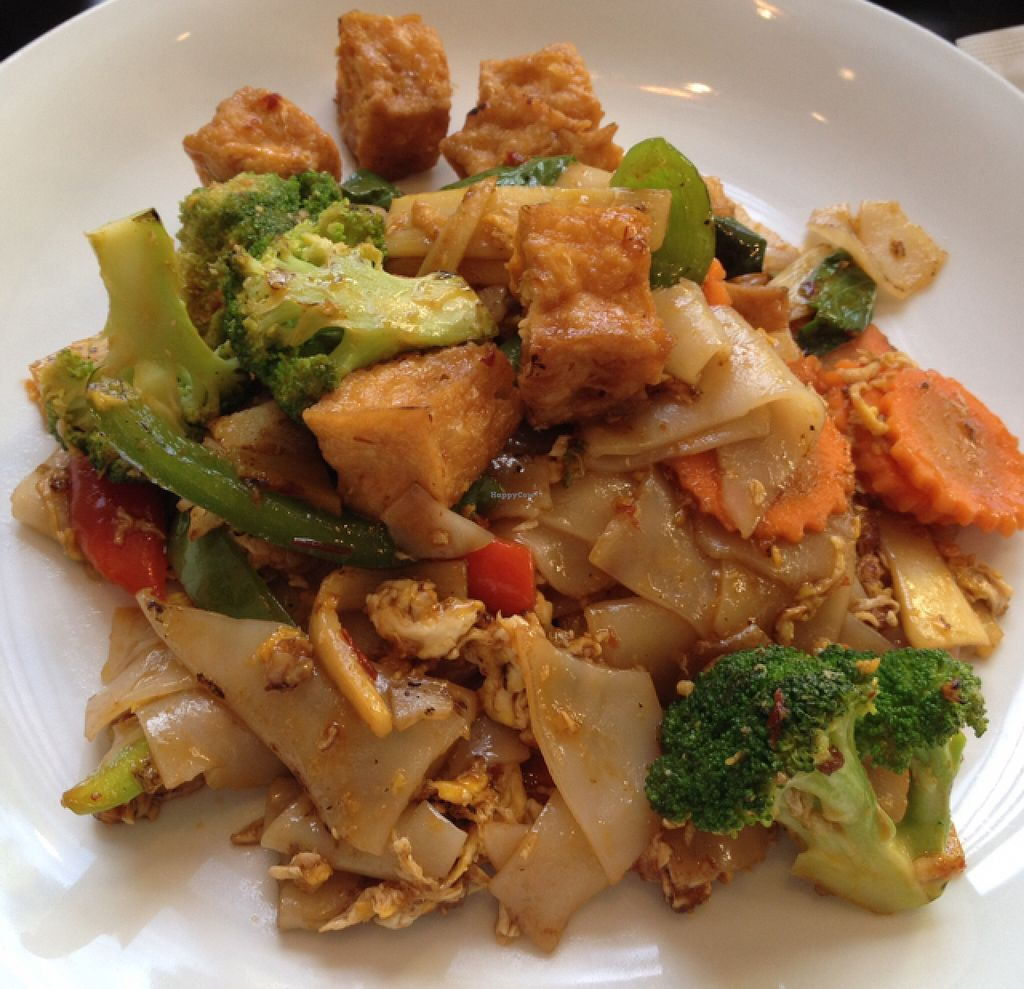 """Photo of Mi Sen  by <a href=""""/members/profile/sophiefrenchfry"""">sophiefrenchfry</a> <br/>drunken noodles (also available without egg) <br/> June 20, 2016  - <a href='/contact/abuse/image/61882/155102'>Report</a>"""