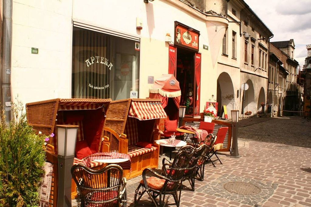 """Photo of Cafe Oskar  by <a href=""""/members/profile/community"""">community</a> <br/> Cafe Oskar <br/> August 23, 2015  - <a href='/contact/abuse/image/61908/114882'>Report</a>"""