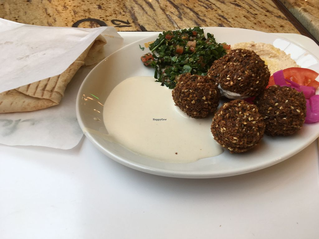 "Photo of Boussi Falafel - Mall of Berlin  by <a href=""/members/profile/EtaCarinae"">EtaCarinae</a> <br/>Boussi  <br/> January 27, 2018  - <a href='/contact/abuse/image/61914/351401'>Report</a>"