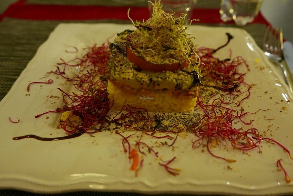 """Photo of La Libellula Ristorante Bistrot  by <a href=""""/members/profile/hiha"""">hiha</a> <br/>Sushicake, it tasted great! <br/> September 18, 2017  - <a href='/contact/abuse/image/61946/305581'>Report</a>"""