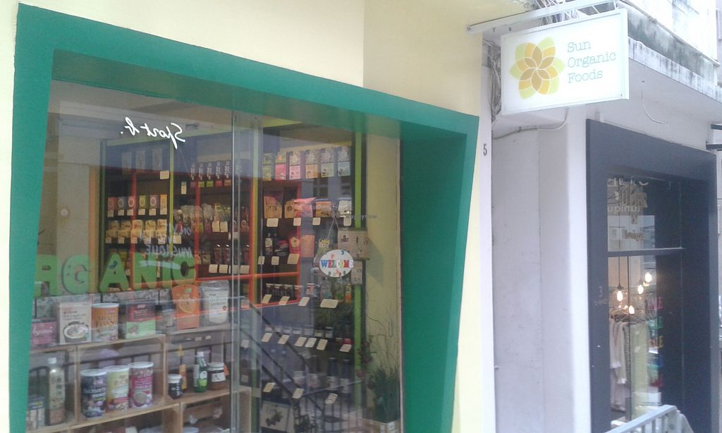 """Photo of CLOSED: Sun Organic Foods  by <a href=""""/members/profile/Stevie"""">Stevie</a> <br/>Shop front <br/> August 13, 2015  - <a href='/contact/abuse/image/61949/113478'>Report</a>"""