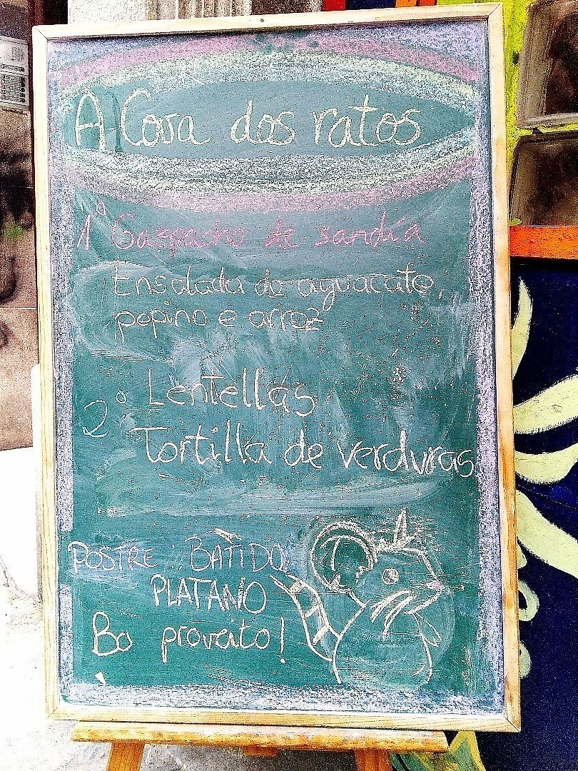 """Photo of A Cova Dos Ratos  by <a href=""""/members/profile/Anticopy"""">Anticopy</a> <br/>Menu of the day <br/> June 15, 2017  - <a href='/contact/abuse/image/61983/269483'>Report</a>"""