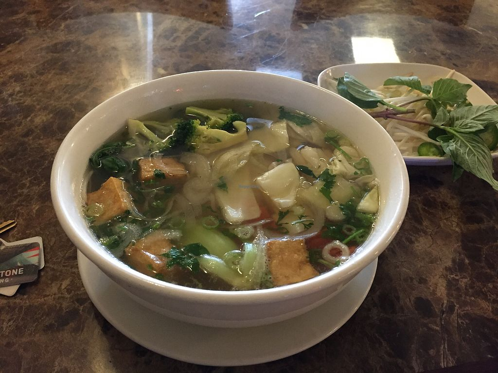 "Photo of Pho Mignon  by <a href=""/members/profile/LinnDaugherty"">LinnDaugherty</a> <br/>tasty pho <br/> August 3, 2017  - <a href='/contact/abuse/image/62054/288414'>Report</a>"