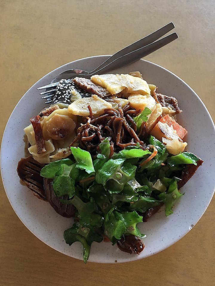 "Photo of Huan Xi - maybe closed  by <a href=""/members/profile/JimmySeah"">JimmySeah</a> <br/>dry noodles <br/> October 8, 2017  - <a href='/contact/abuse/image/62059/313132'>Report</a>"