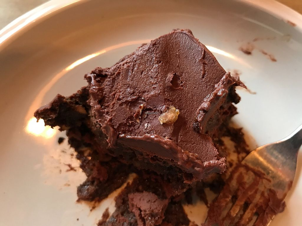 """Photo of Sostrene Fryd  by <a href=""""/members/profile/Jessica-Chickpea"""">Jessica-Chickpea</a> <br/>Raw vegan brownie  <br/> September 4, 2017  - <a href='/contact/abuse/image/62082/300876'>Report</a>"""