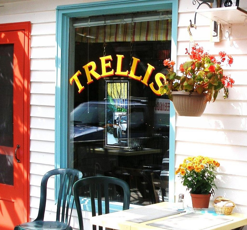 "Photo of Trellis Cafe  by <a href=""/members/profile/community"">community</a> <br/> Trellis Cafe <br/> August 24, 2015  - <a href='/contact/abuse/image/62093/115126'>Report</a>"