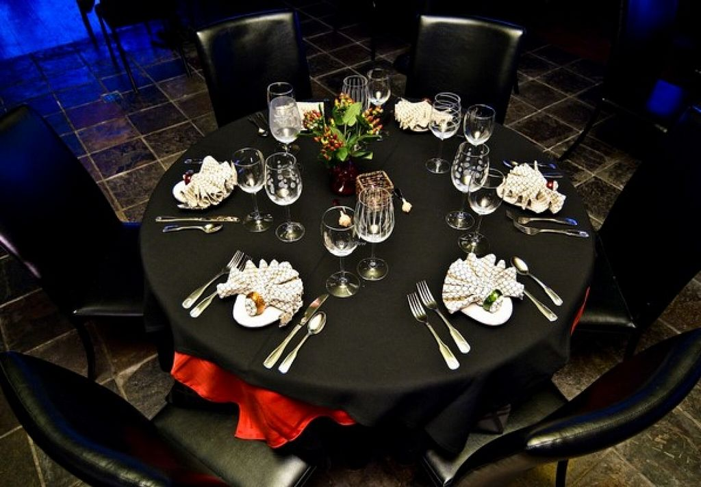 """Photo of Wasabi's  by <a href=""""/members/profile/community"""">community</a> <br/>Wasabi's table setting  <br/> August 24, 2015  - <a href='/contact/abuse/image/62100/115146'>Report</a>"""