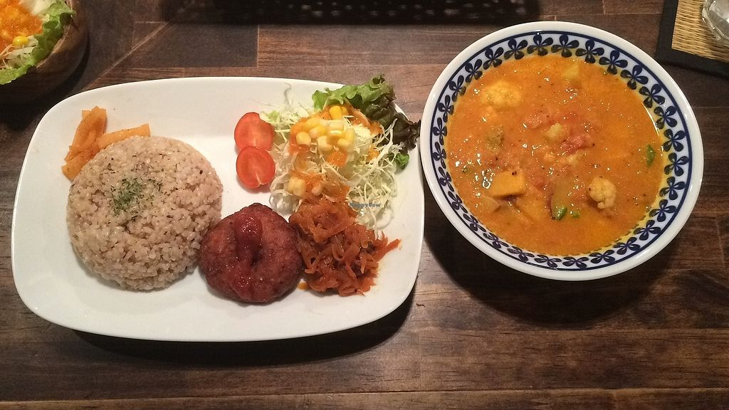 """Photo of VegReca  by <a href=""""/members/profile/Hans"""">Hans</a> <br/>Curry japanese style <br/> February 18, 2018  - <a href='/contact/abuse/image/62110/360886'>Report</a>"""