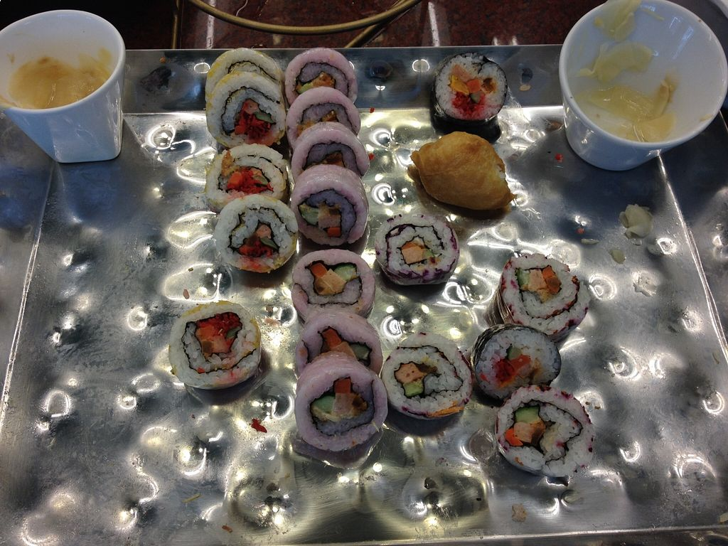 """Photo of Zhang Chun  by <a href=""""/members/profile/HollyCow"""">HollyCow</a> <br/>Japanese sushi rolls <br/> August 20, 2015  - <a href='/contact/abuse/image/62121/114421'>Report</a>"""