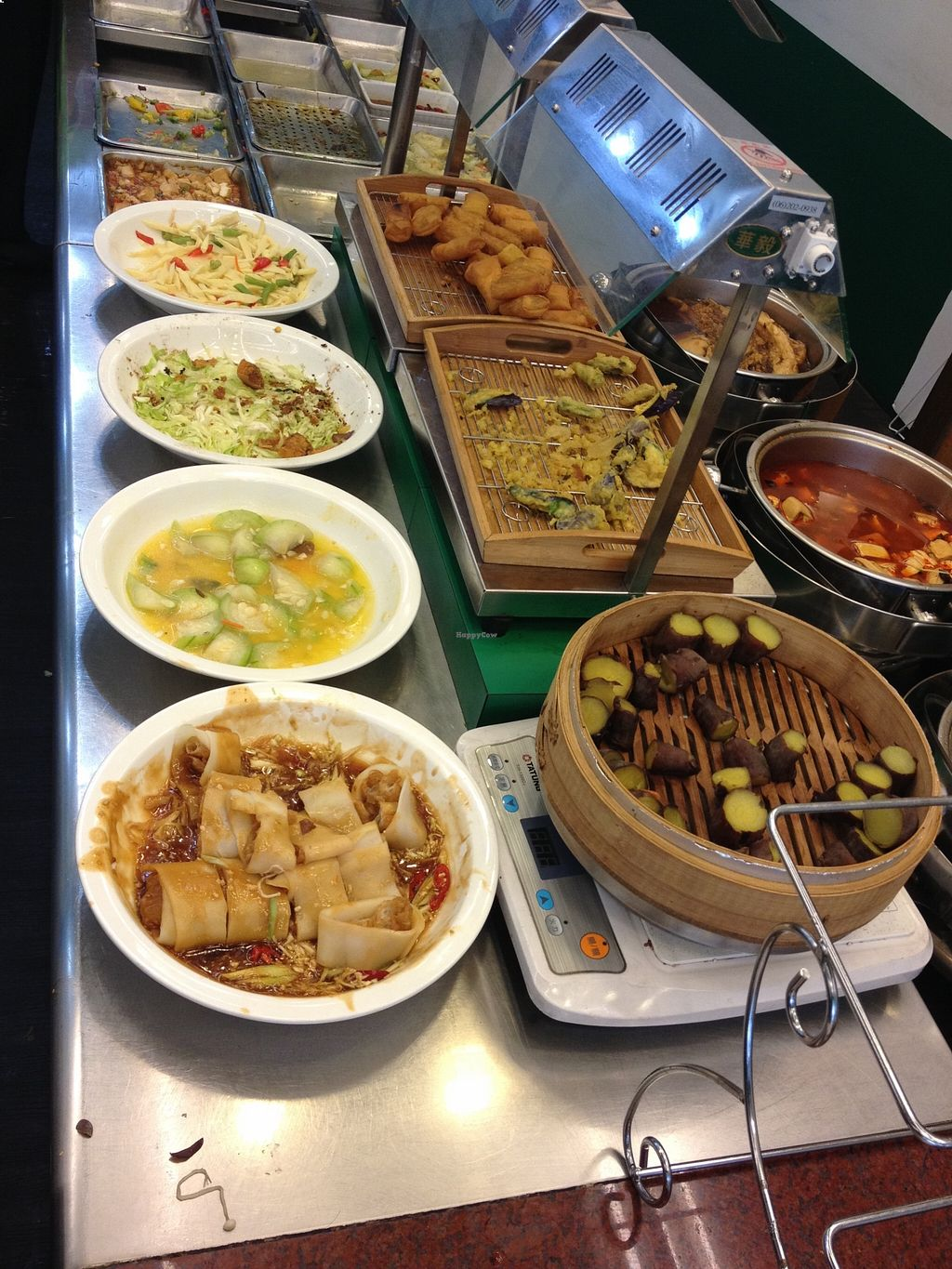 """Photo of Zhang Chun  by <a href=""""/members/profile/HollyCow"""">HollyCow</a> <br/>view of buffet <br/> August 20, 2015  - <a href='/contact/abuse/image/62121/114422'>Report</a>"""