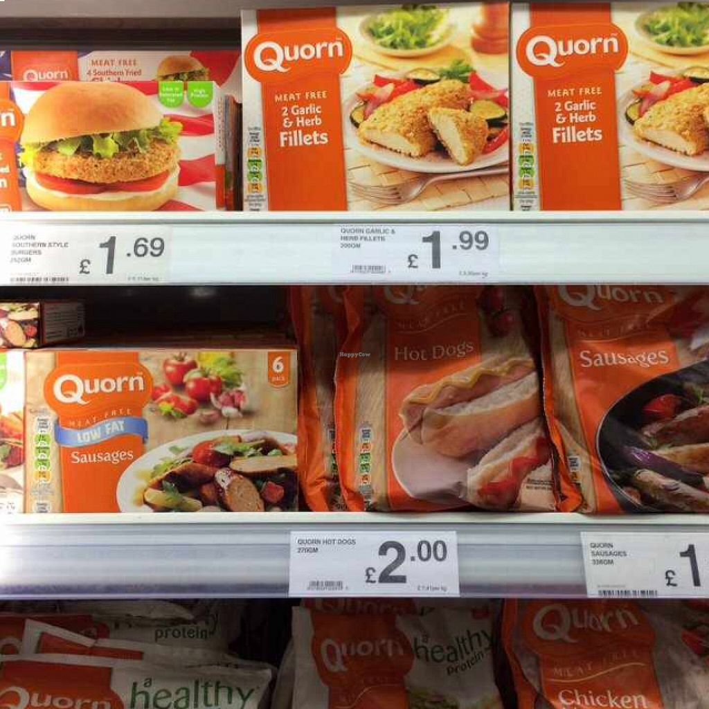 "Photo of Dunnes Stores Supermarket   by <a href=""/members/profile/CiaraSlevin"">CiaraSlevin</a> <br/>Quorn  <br/> August 17, 2015  - <a href='/contact/abuse/image/62126/114038'>Report</a>"
