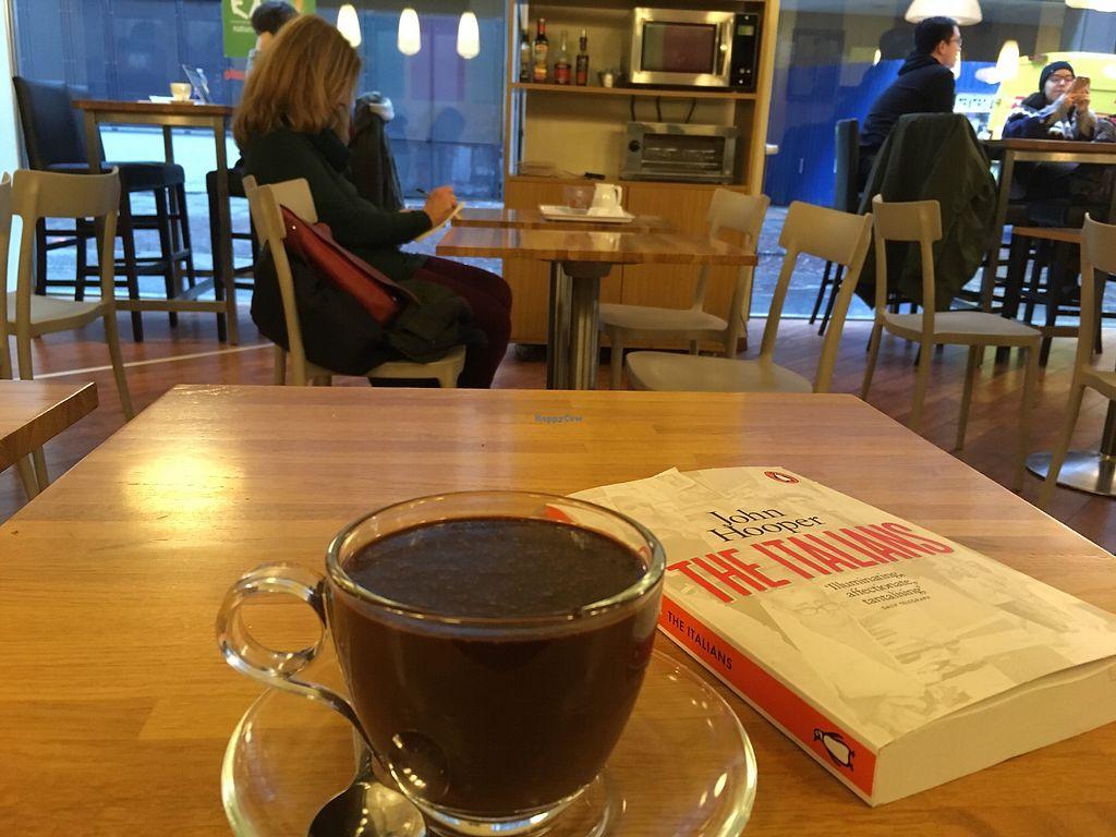 "Photo of EXKi - Giolitti  by <a href=""/members/profile/EllenLucinda"">EllenLucinda</a> <br/>Vegan hot chocolate <br/> February 6, 2018  - <a href='/contact/abuse/image/62165/355701'>Report</a>"