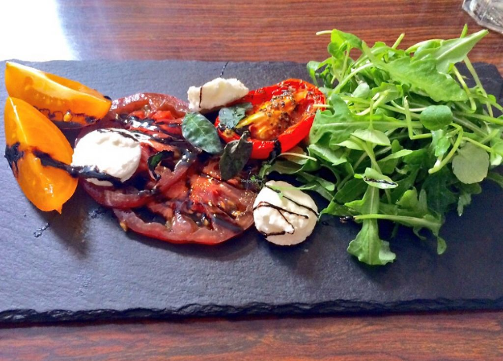 """Photo of Molly's Yard  by <a href=""""/members/profile/CiaraSlevin"""">CiaraSlevin</a> <br/>Salad with goats cheese starter  <br/> August 27, 2015  - <a href='/contact/abuse/image/62191/239767'>Report</a>"""