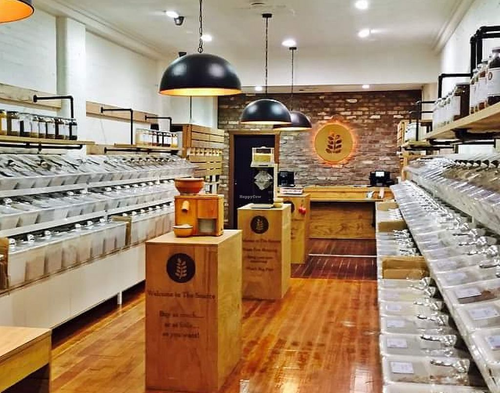 """Photo of The Source Bulk Foods  by <a href=""""/members/profile/community"""">community</a> <br/>Inside The Source Bulk Foods Fitzroy <br/> August 27, 2015  - <a href='/contact/abuse/image/62197/256375'>Report</a>"""