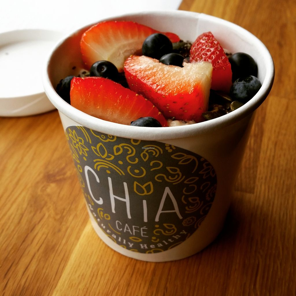 """Photo of Chia Naturally Healthy  by <a href=""""/members/profile/LukeRockall"""">LukeRockall</a> <br/>It's all about the porridge  <br/> September 10, 2015  - <a href='/contact/abuse/image/62206/117237'>Report</a>"""