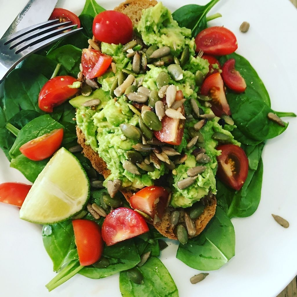 """Photo of Chia Naturally Healthy  by <a href=""""/members/profile/fionamcfeeley"""">fionamcfeeley</a> <br/>My breakfast at chia naturally healthy x <br/> September 23, 2017  - <a href='/contact/abuse/image/62206/307462'>Report</a>"""