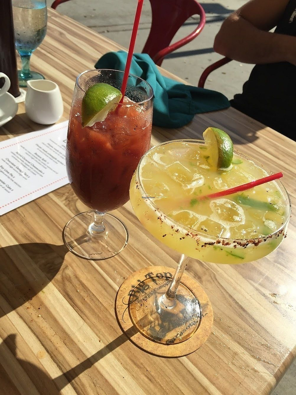 """Photo of The Cider Press Cafe   by <a href=""""/members/profile/Jamie9705"""">Jamie9705</a> <br/>Vegan adult beverages! <br/> September 13, 2017  - <a href='/contact/abuse/image/62213/304013'>Report</a>"""