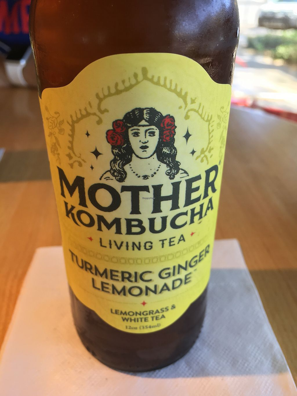 """Photo of The Cider Press Cafe   by <a href=""""/members/profile/KWdaddio"""">KWdaddio</a> <br/>They serve Mother Kombucha brewed locally  <br/> September 20, 2017  - <a href='/contact/abuse/image/62213/306610'>Report</a>"""