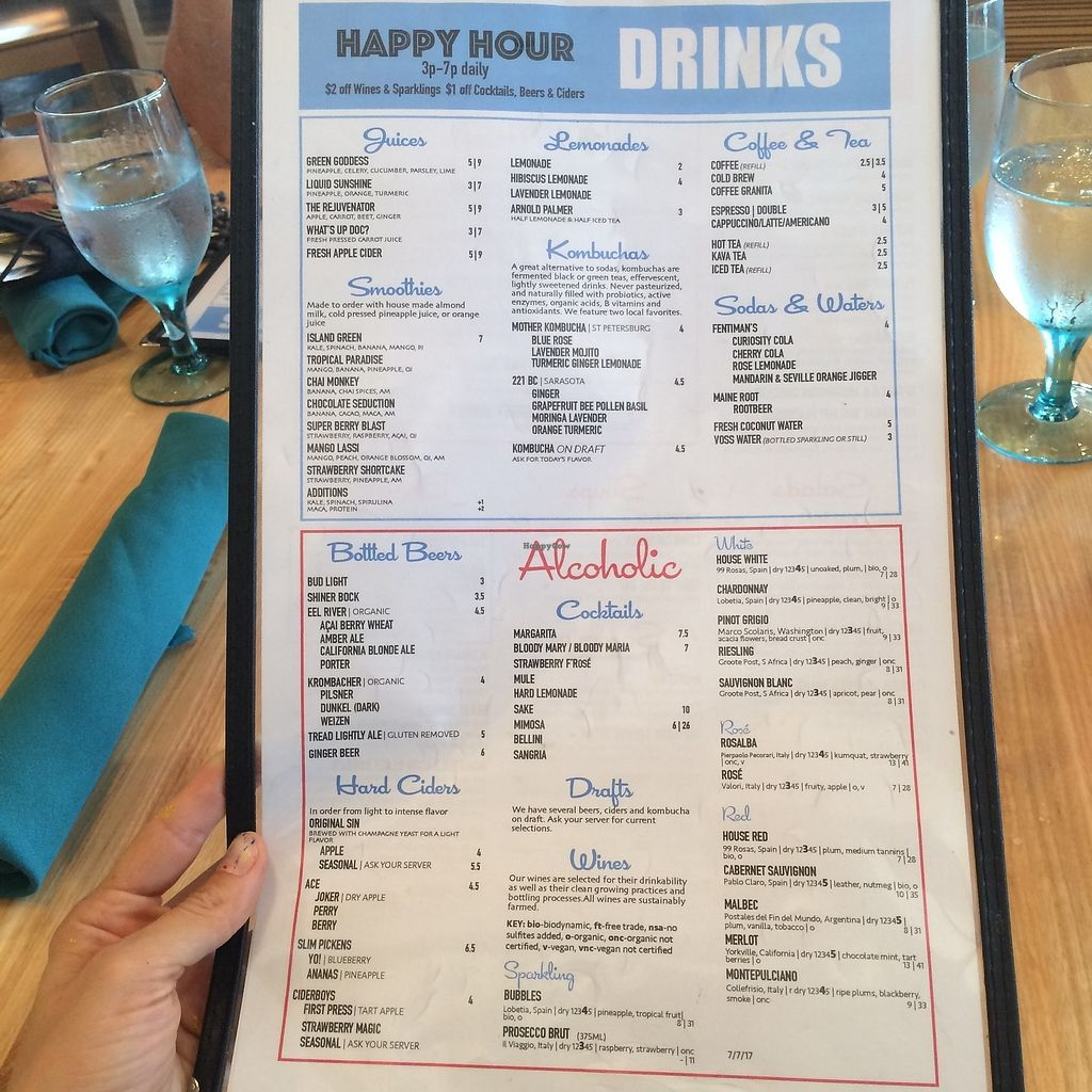 The Cider Press Cafe - St Petersburg Florida - HappyCow