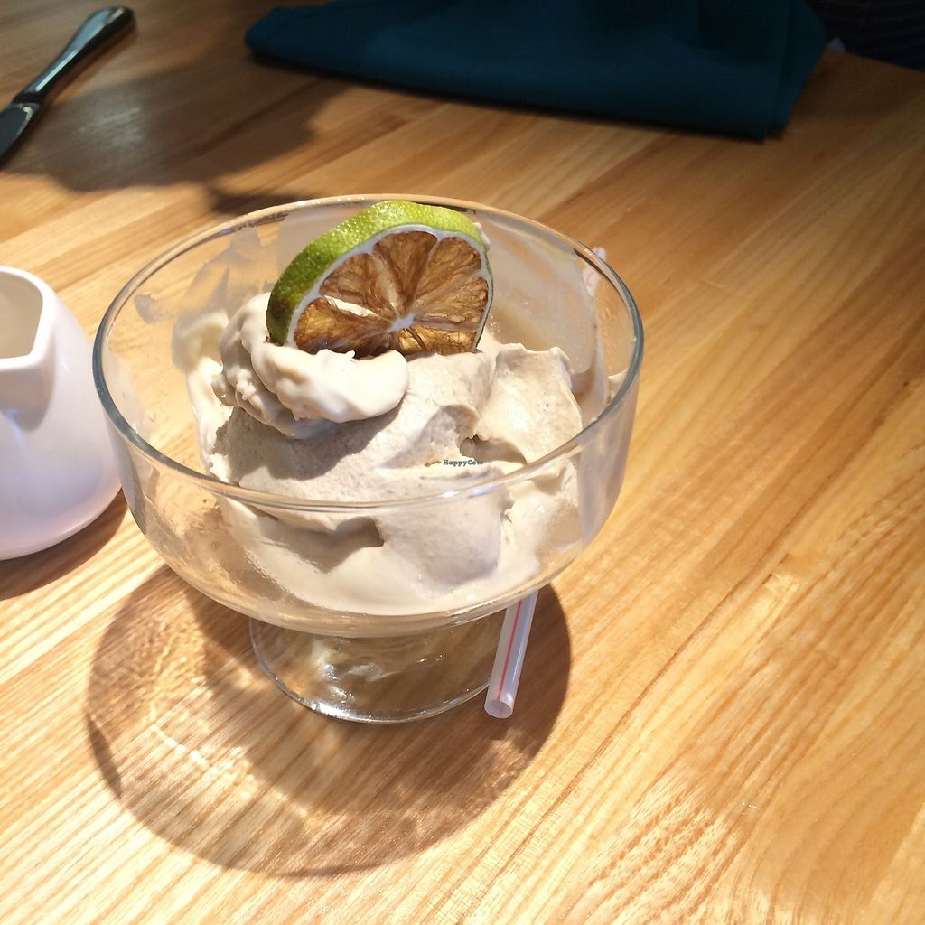 """Photo of The Cider Press Cafe   by <a href=""""/members/profile/KatieBush"""">KatieBush</a> <br/>raw ice cream <br/> September 25, 2017  - <a href='/contact/abuse/image/62213/308270'>Report</a>"""