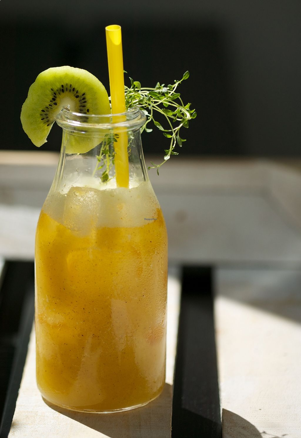 """Photo of CLOSED: Fresh Delicafe  by <a href=""""/members/profile/fresh.delicafe"""">fresh.delicafe</a> <br/>Kiwi, mango, orange & citron thyme <br/> August 23, 2015  - <a href='/contact/abuse/image/62221/114794'>Report</a>"""