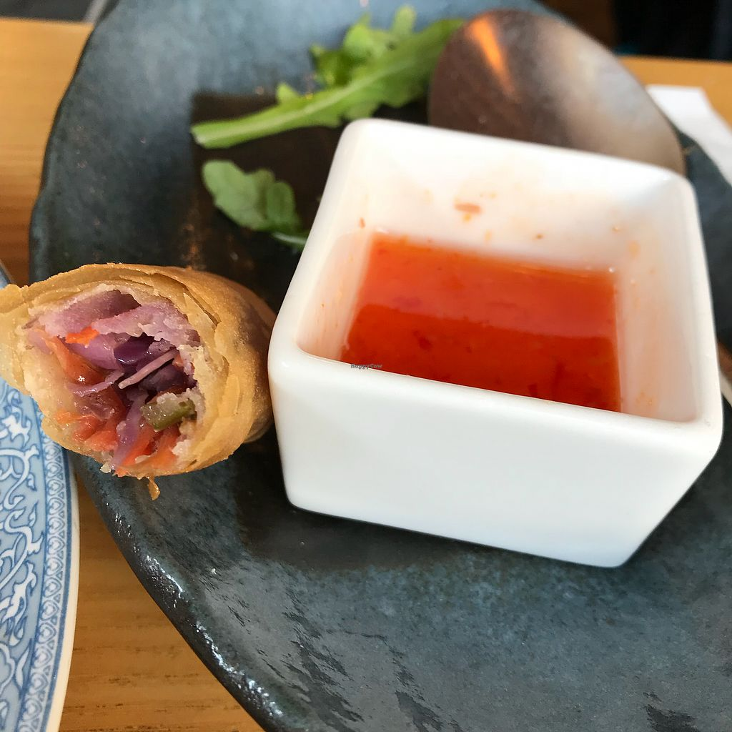 """Photo of Empire Chinese Kitchen  by <a href=""""/members/profile/Sarah%20P"""">Sarah P</a> <br/>Inside of the spring roll <br/> April 19, 2018  - <a href='/contact/abuse/image/62227/388294'>Report</a>"""