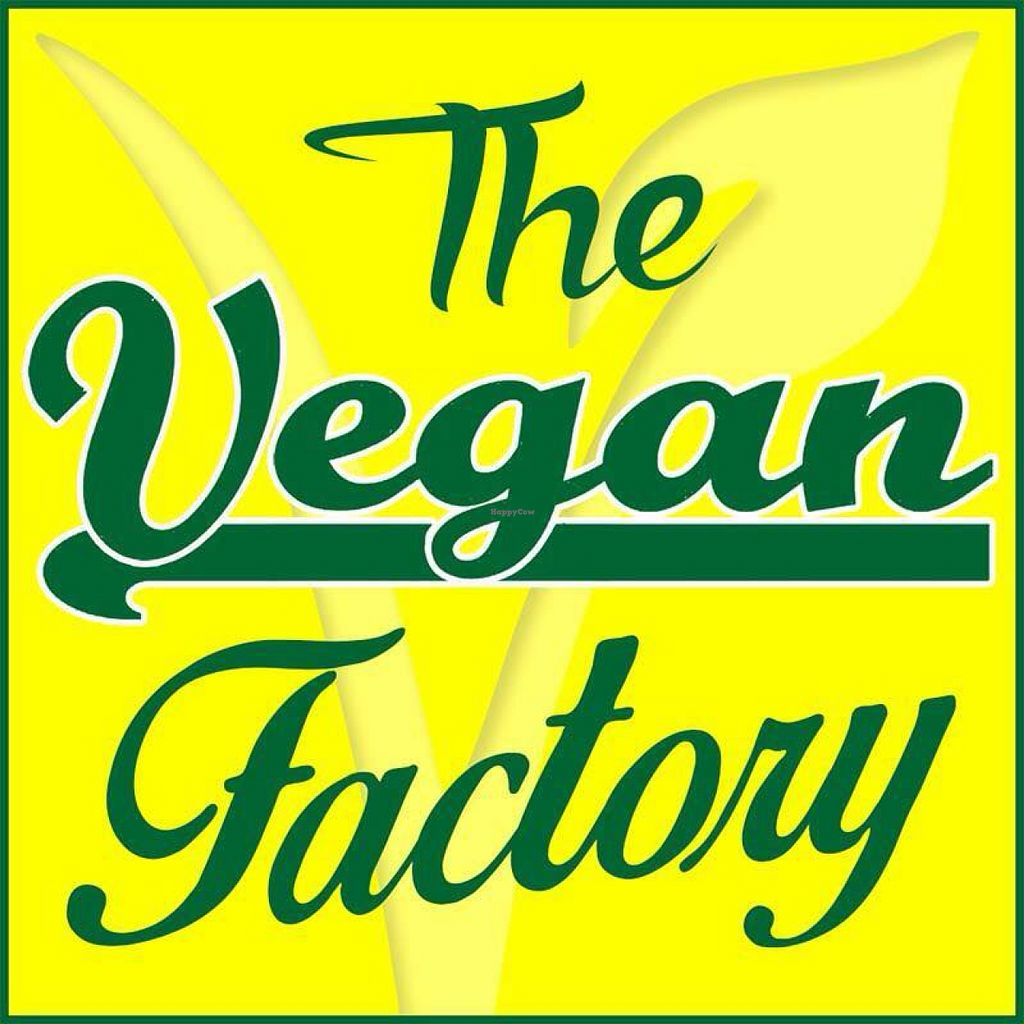 """Photo of The Vegan Factory  by <a href=""""/members/profile/veganaplaya"""">veganaplaya</a> <br/>logo <br/> February 5, 2016  - <a href='/contact/abuse/image/62240/135174'>Report</a>"""
