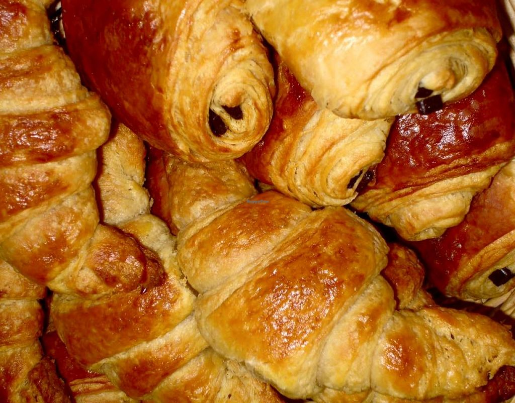 """Photo of The Vegan Factory  by <a href=""""/members/profile/veganaplaya"""">veganaplaya</a> <br/>french croissANT <br/> February 5, 2016  - <a href='/contact/abuse/image/62240/135175'>Report</a>"""