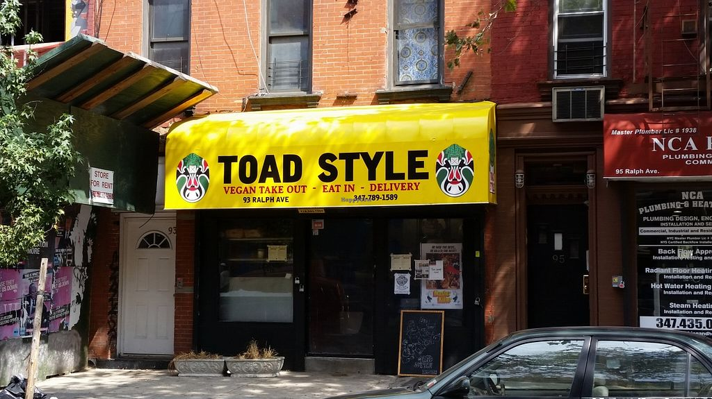 """Photo of Toad Style  by <a href=""""/members/profile/veganed"""">veganed</a> <br/>All vegan, all delicious! <br/> August 30, 2015  - <a href='/contact/abuse/image/62246/115805'>Report</a>"""