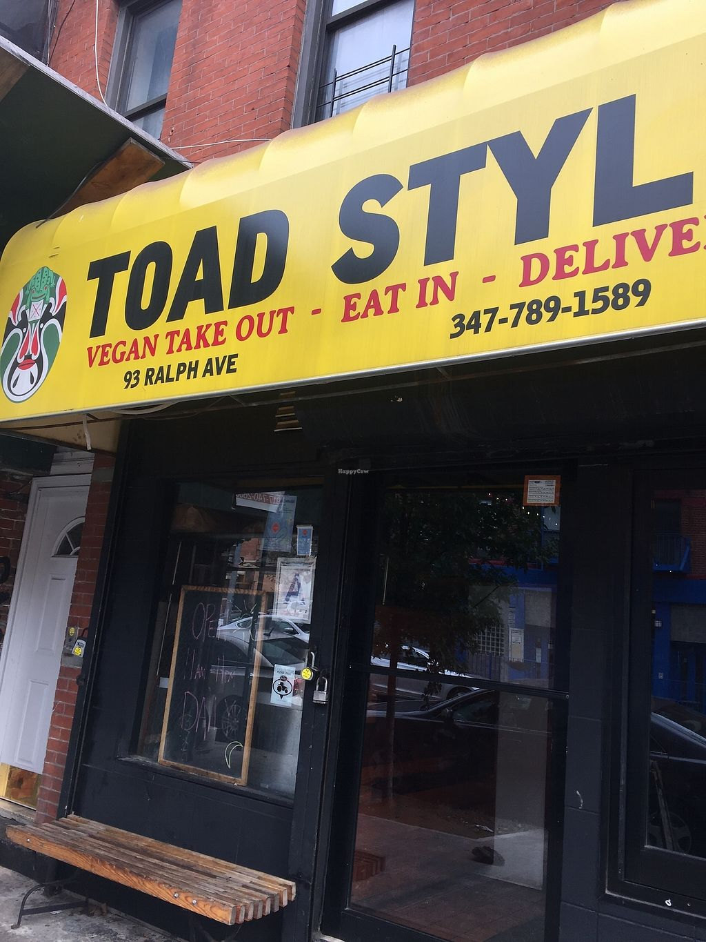 """Photo of Toad Style  by <a href=""""/members/profile/Kittybiscuit"""">Kittybiscuit</a> <br/>Shop Front <br/> November 10, 2017  - <a href='/contact/abuse/image/62246/323981'>Report</a>"""