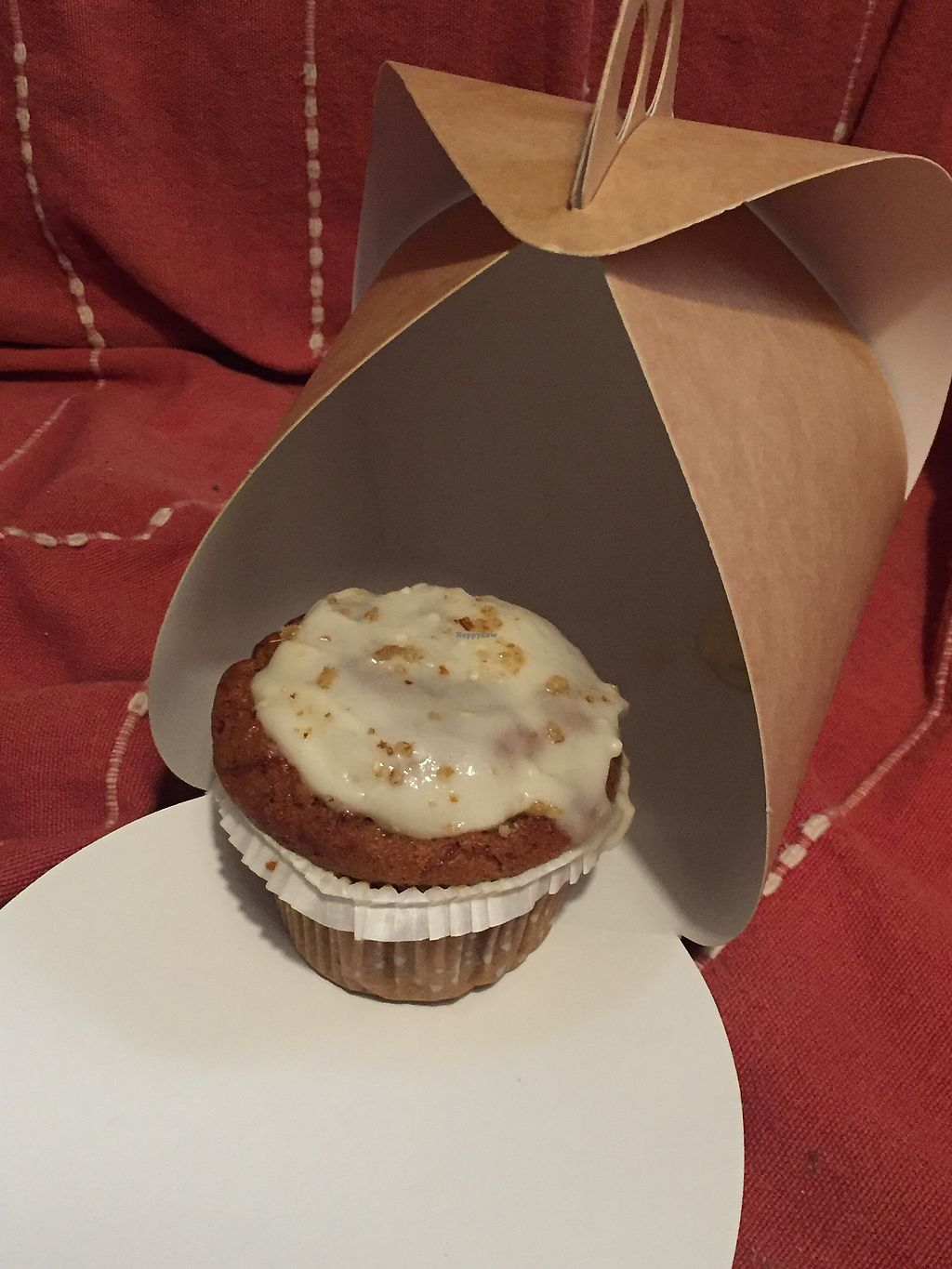 """Photo of La Besneta  by <a href=""""/members/profile/Jameskille"""">Jameskille</a> <br/>carrot cake muffin  <br/> August 7, 2017  - <a href='/contact/abuse/image/62257/290074'>Report</a>"""