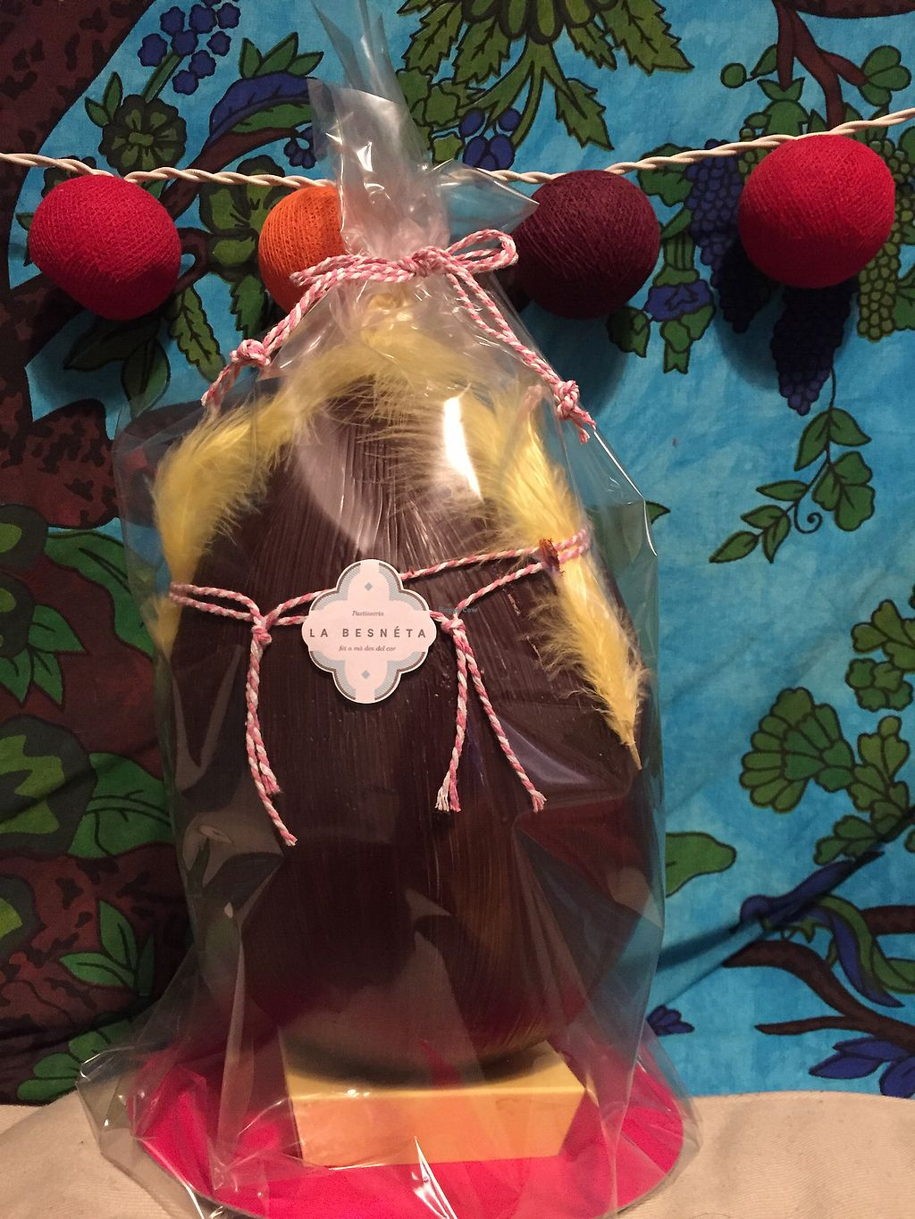 """Photo of La Besneta  by <a href=""""/members/profile/Jameskille"""">Jameskille</a> <br/>Handmade Easter Egg <br/> March 31, 2018  - <a href='/contact/abuse/image/62257/379016'>Report</a>"""